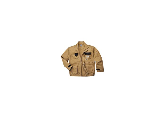Contrast Jacket  Ep Kha  Large  R - 1