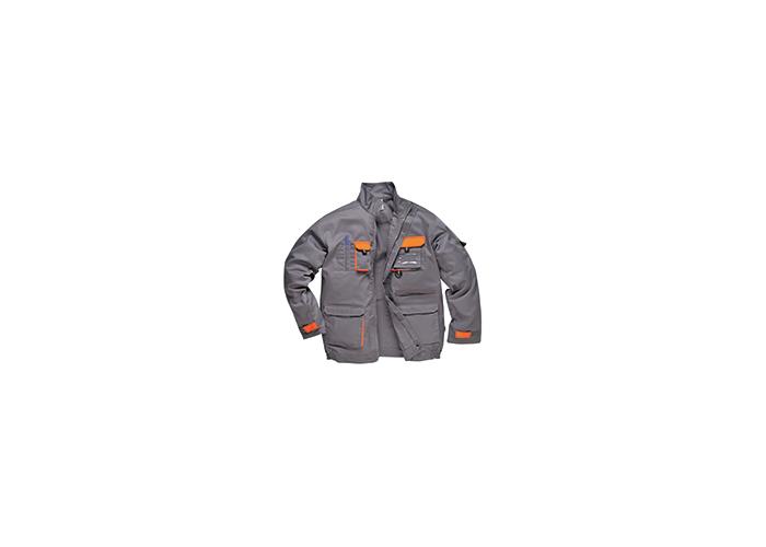 Contrast Jacket  Grey  Small  R - 1