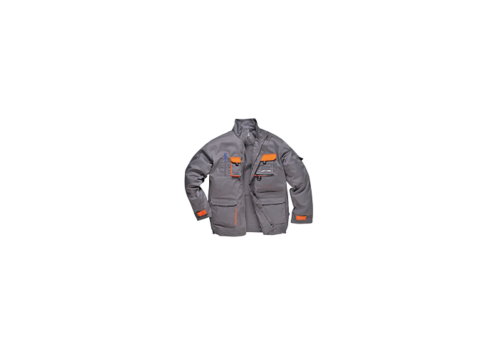 Contrast Jacket  Grey  XL  R - 1