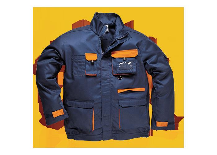 Contrast Jacket  NaOr  3 XL  R - 1