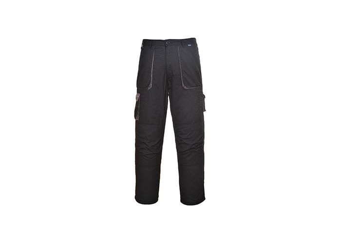 Contrast Trousers  Black  Medium  R - 1