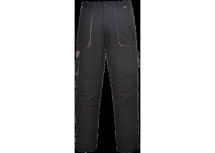 Contrast Trousers  BlackT  XXL  T - 1