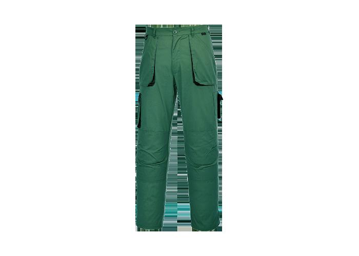 Contrast Trousers  BottleG  3 XL  R - 1