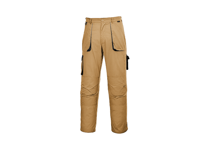 Contrast Trousers  Ep Kha  Large  R - 1