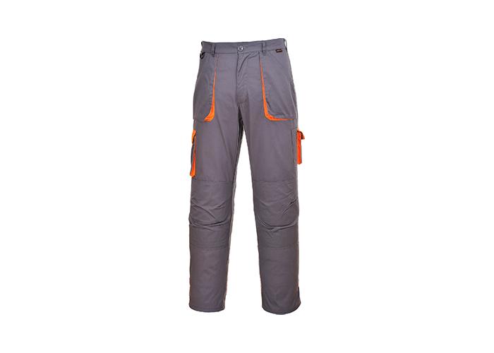 Contrast Trousers  Grey  XXL  R - 1