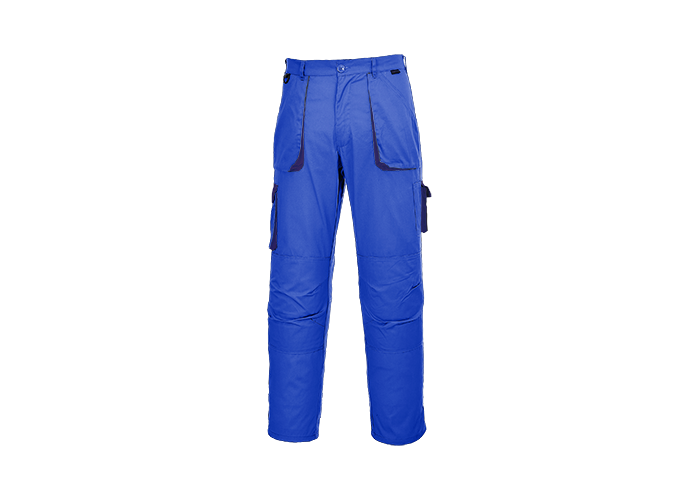 Contrast Trousers  Royal  3 XL  R - 1