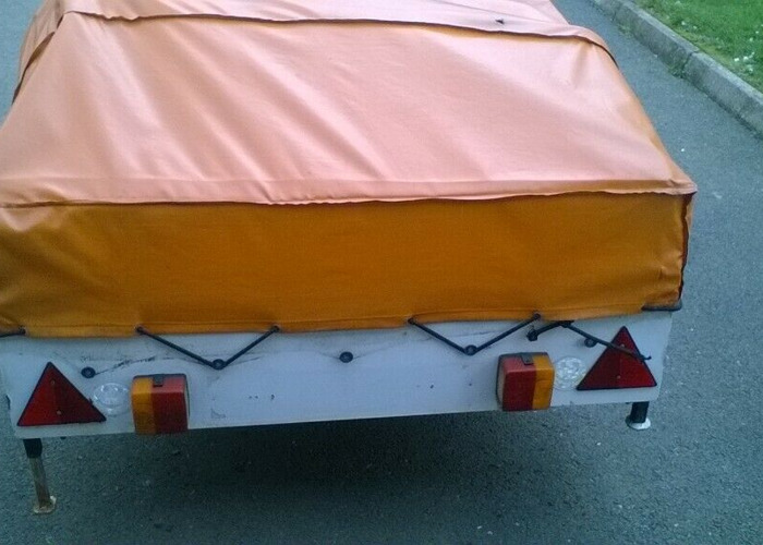 *Conway pop-up trailer tent - 1