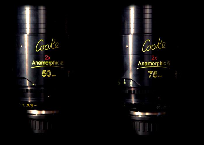 Cooke Anamorphic - 1