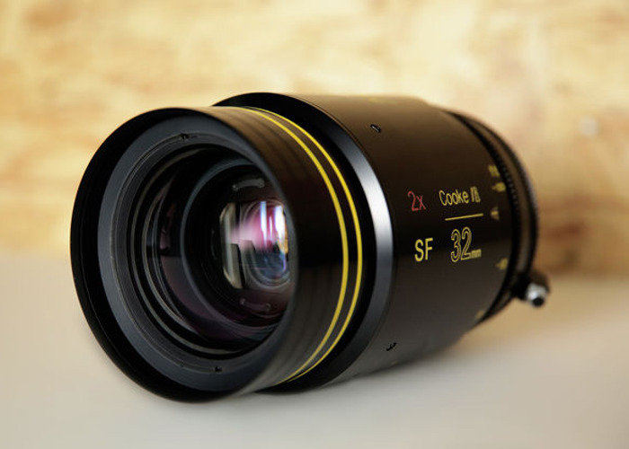 COOKE ANAMORPHIC SPECIAL FLARE | 2 LENS SET - 2