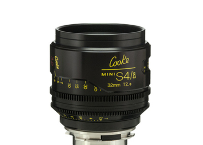 COOKE MINI S4 PRIMES- 32mm    T 2.8 - 1