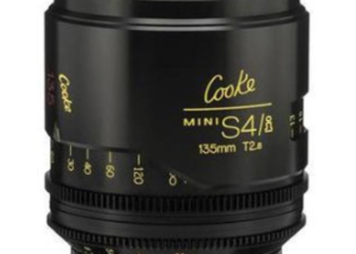 Cooke Mini s4/i 135mm - 1