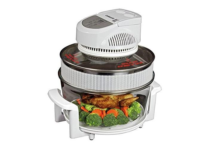 Cookworks Digital Halogen Oven 1400 Watts Size H33, W41, D32CM - 1