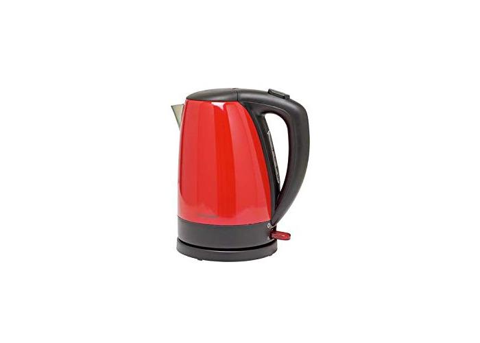 Cookworks Jug Kettle - Red - 1