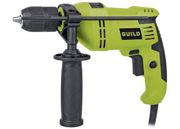Corded Hammer Drill - 600W - 1