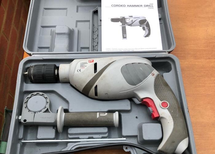 Corded Hammer Drill - 1