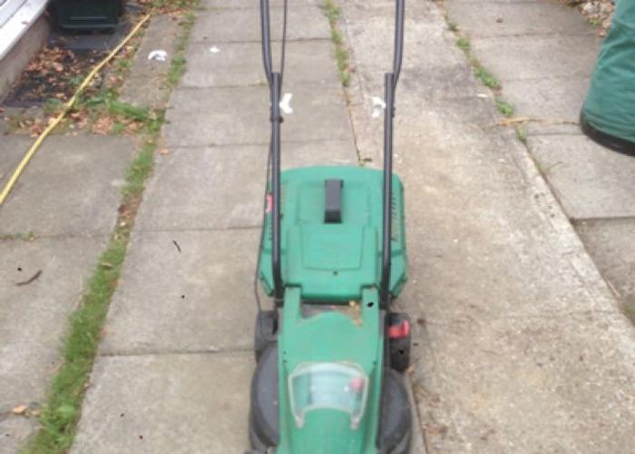 Cordless Mower - 1