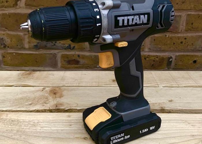 Cordless Power Drill/Drill Driver & Drill Bit Set - 2