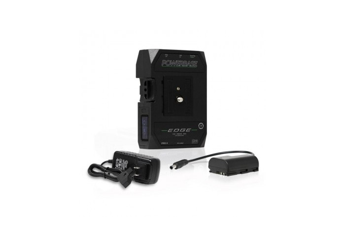 Core SWX PB-EDGE V Mount Battery Kit for BMD Pocket Camera 4K - 1