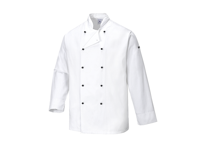 Cornwall Texpel Jacket  White  XL  R - 1