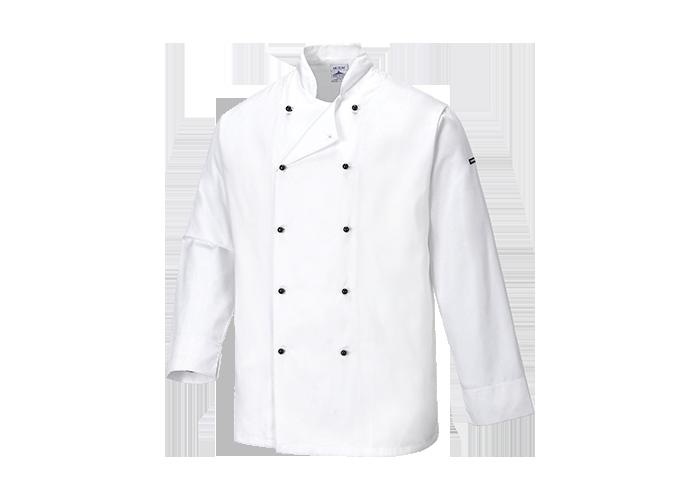 Cornwall Texpel Jacket  White  XXL  R - 1