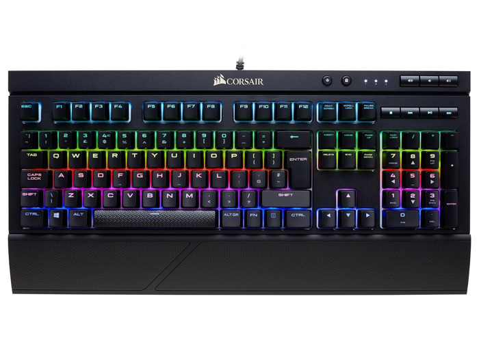 Corsair K68 RGB Mechanical Gaming Keyboard - 1