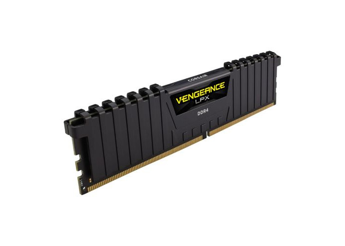 Corsair Vengeance 8GB, DDR4, 2666MHz (PC4-21300), CL16, XMP 2.0, DIMM Memory - 1