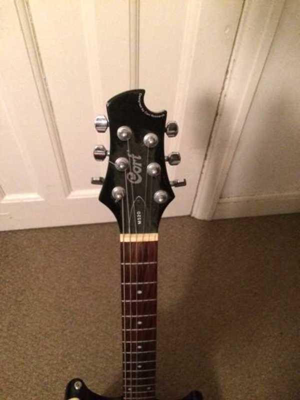 Cort Electric Guitar - 2