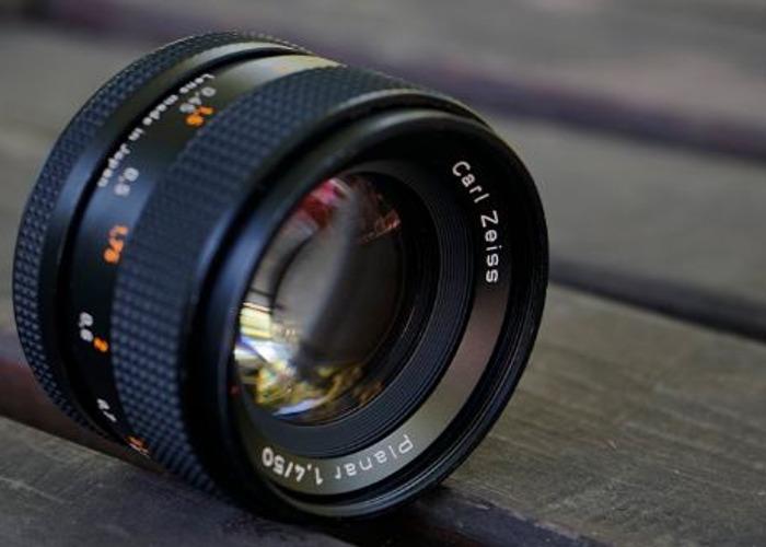 CP2 Carl Zeiss Lense 50mm - 1