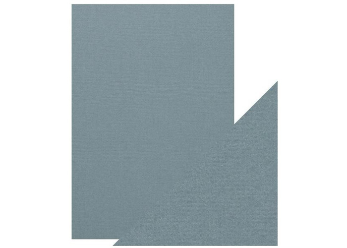 Craft Perfect by Tonic Studios A4 Classic Card Denim Blue | Pack of 5 - 1