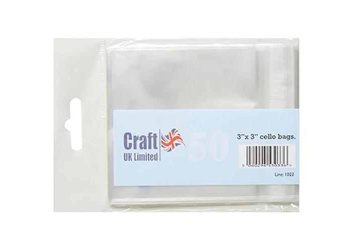 Craft UK 5in x 5in Card Blanks /& Envelopes IvoryPack of 50