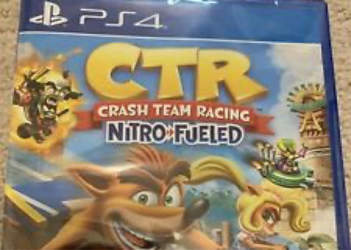 Crash Team Racing - 1