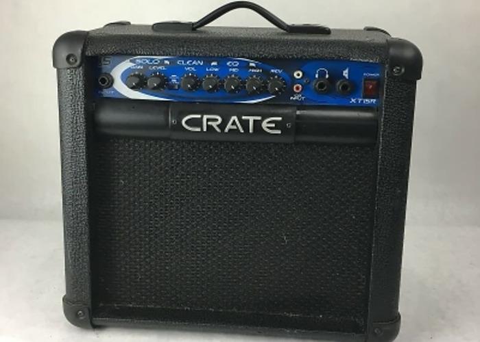 Crate guitar amp - 1