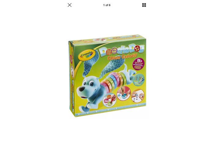 Crayola Doodle Dog - 2
