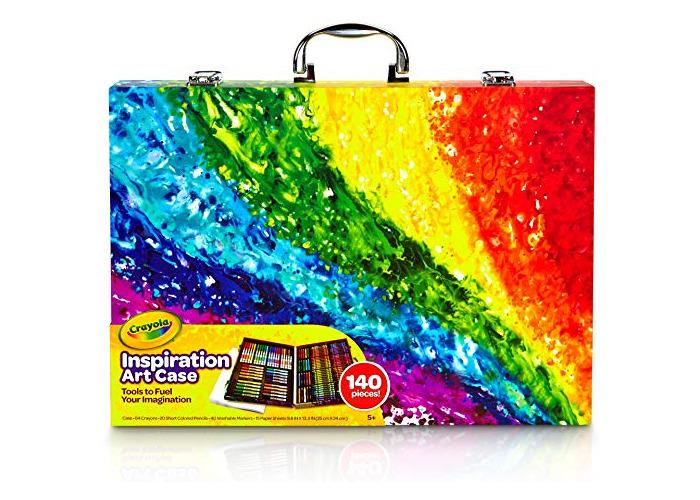 Crayola Inspiration Art Case -140 pieces-Assortment - 1