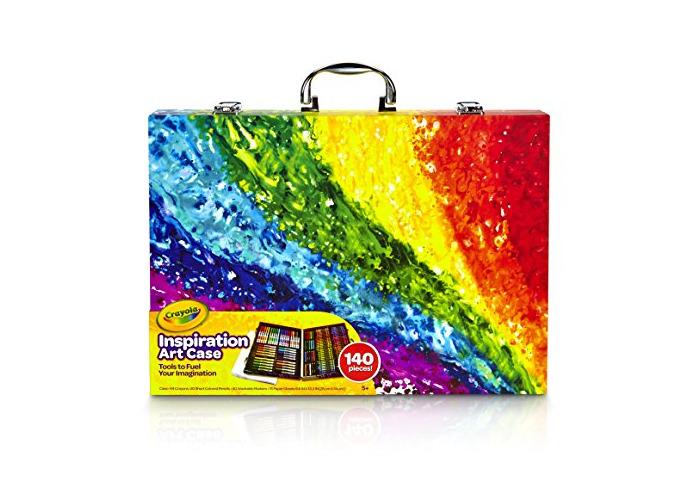 Crayola Inspiration Art Case -140 pieces-Assortment - 2