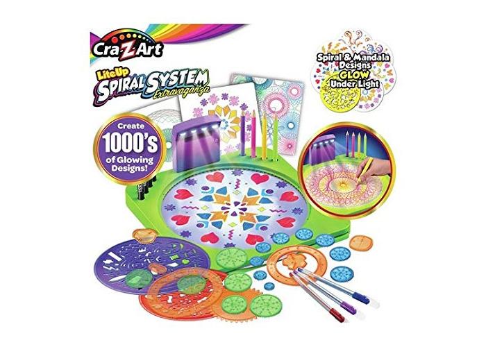 Cra-Z-Art Super Spiral Set - 1