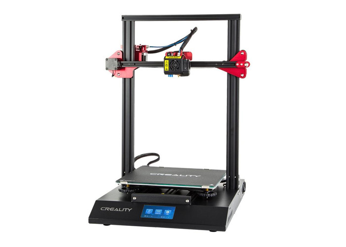 Creality 3D® CR-10S Pro DIY 3D Printer Kit 300*300*400mm Printing Size With Auto Leveling Sensor/Dual Gear Extrusion/4.3inch Touch LCD/Resume Printing/Filament Detection/V2.4.1 Motherboard - 1