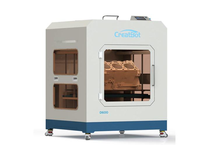 CreatBot D600 Pro - 1