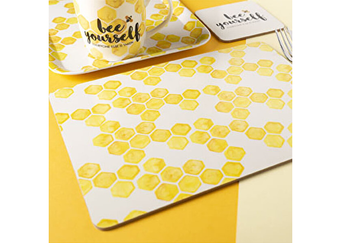 Creative Tops OTT Bee Yourself Pack Of 4 Placemats - 2