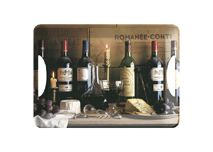 Creative Tops Vintage Wine Large Tray - 1