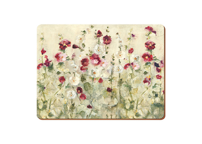 Creative Tops Wild Field Poppies Set Of 4 Large Premium Placemats - 1
