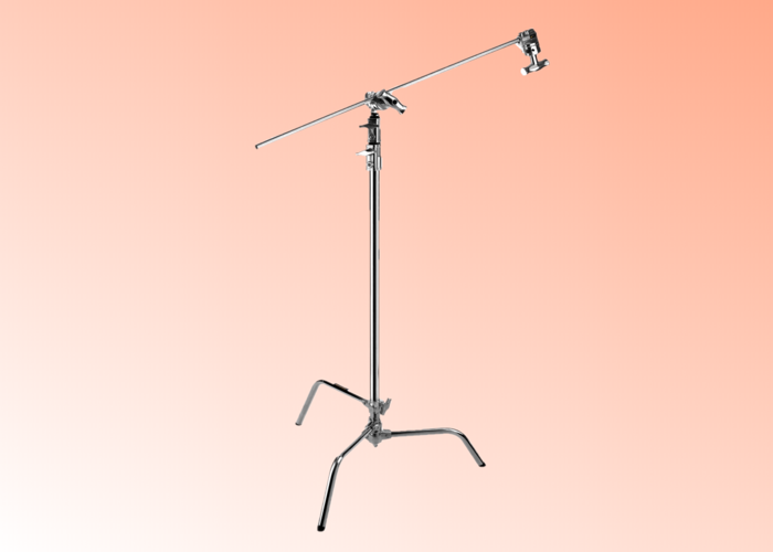 C-Stand (Centurian Stand) for Lights, Flags, Scrims, Reflect - 1