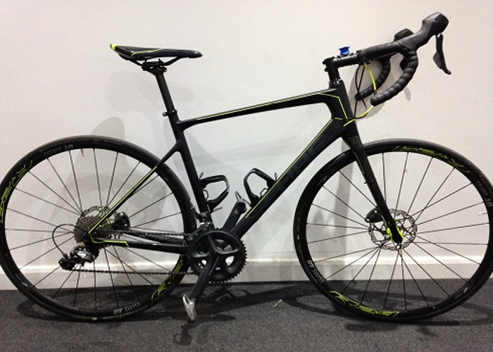 Cube Attain SL Disc 2016 Road Bike - 1