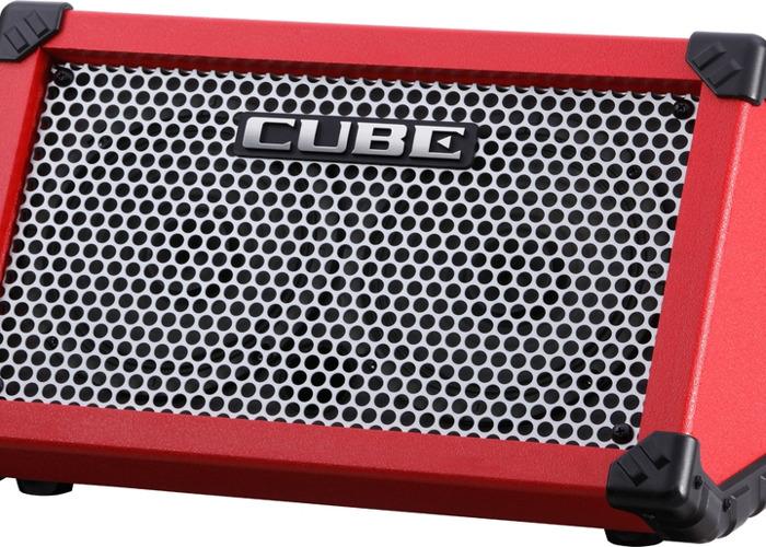 Cube street busker amplifier - 1