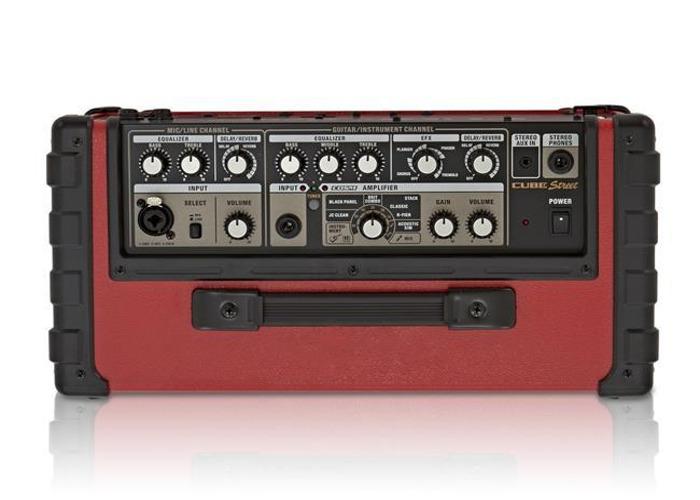 Cube street busker amplifier - 2