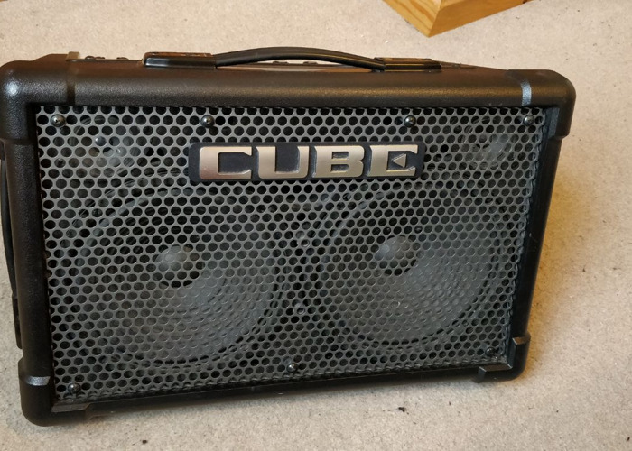 Cube Street EX - The No.1 Busking Amp - 1