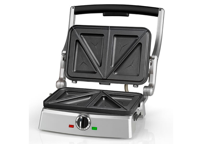 Cuisinart 2 in 1 Grill and Sandwich maker - 2