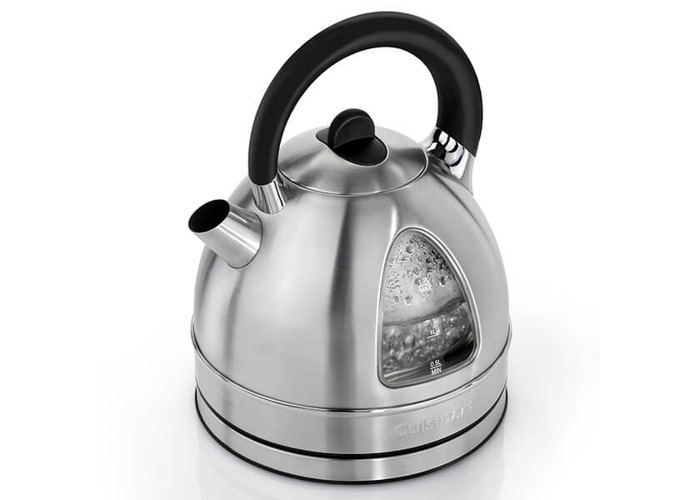 Cuisinart CTK17U Brushed Dome Kettle, Stainless Steel - 2