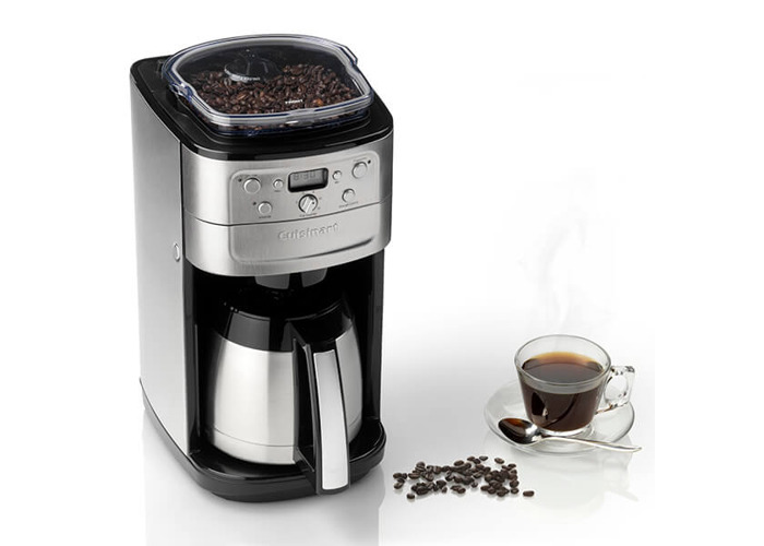 Cuisinart Grind and Brew Plus Filter Coffee Machine - 2