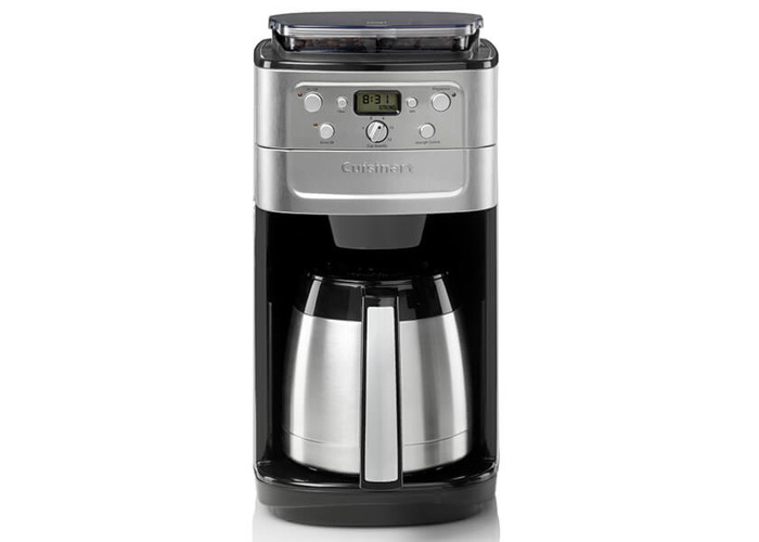 Cuisinart Grind and Brew Plus Filter Coffee Machine - 1